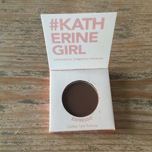 KATHERINE COSMETICS Eyeshadow in Espresso